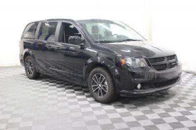 Commercial Wheelchair Vans for Sale - 2018 Dodge Grand Caravan SE Plus ADA Compliant Vehicle VIN: 2C4RDGBG9JR198857