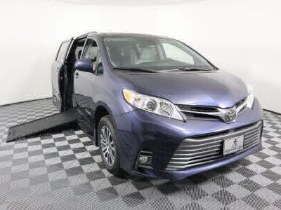 Used Wheelchair Van for Sale - 2018 Toyota Sienna Limited Premium Wheelchair Accessible Van VIN: 5TDYZ3DC6JS946021