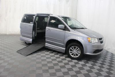 Used Wheelchair Van for Sale - 2013 Dodge Grand Caravan SXT Wheelchair Accessible Van VIN: 2C4RDGCG5DR709564