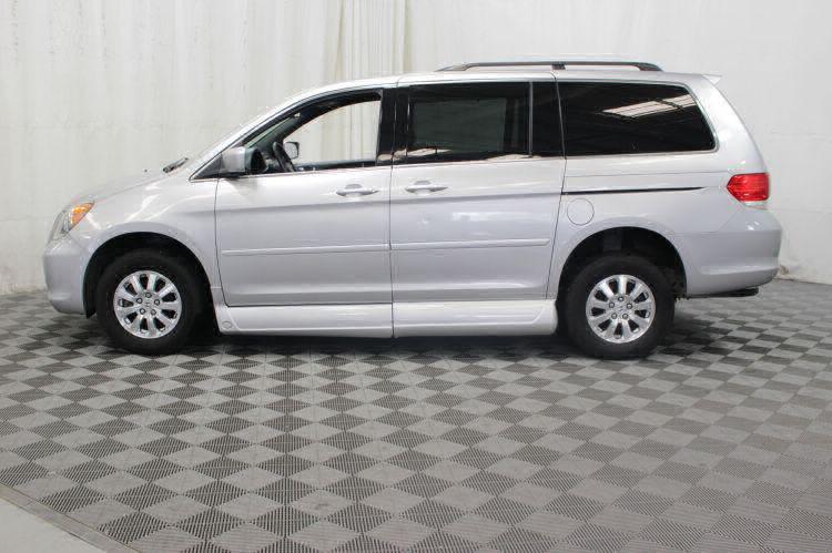 2010 Honda Odyssey EX-L w/DVD Wheelchair Van For Sale #11