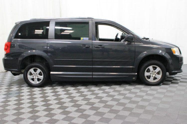 2011 Dodge Grand Caravan Crew Wheelchair Van For Sale #8