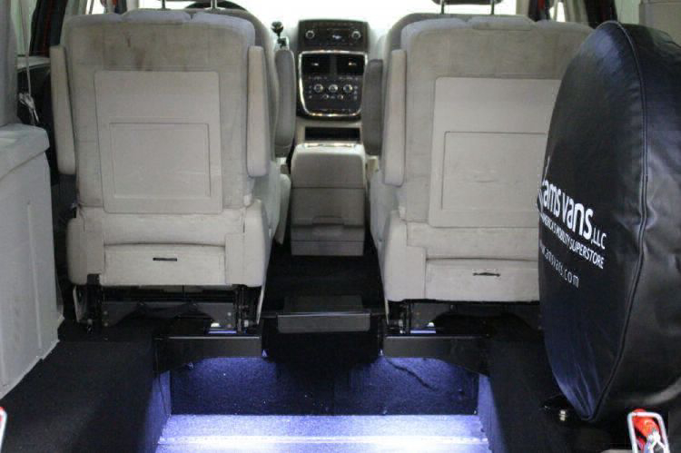 2014 Dodge Grand Caravan SXT Wheelchair Van For Sale #5