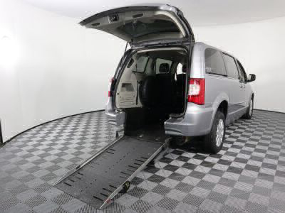 Commercial Wheelchair Vans for Sale - 2013 Chrysler Town & Country Touring ADA Compliant Vehicle VIN: 2C4RC1BG1DR822011