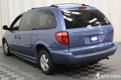 2007 Dodge Grand Caravan Wheelchair Van For Sale -- Thumb #15