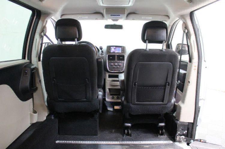 2016 Dodge Grand Caravan SXT Wheelchair Van For Sale #13
