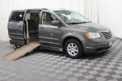Used Wheelchair Van for Sale - 2010 Chrysler Town & Country Touring Wheelchair Accessible Van VIN: 2A4RR5D13AR272055