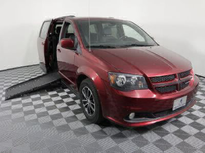 New Wheelchair Van for Sale - 2019 Dodge Grand Caravan GT Wheelchair Accessible Van VIN: 2C4RDGEG4KR566049