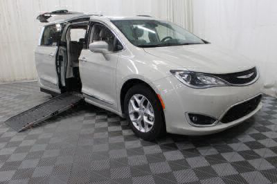 New Wheelchair Van for Sale - 2017 Chrysler Pacifica Touring-L Plus Wheelchair Accessible Van VIN: 2C4RC1EG9HR752419