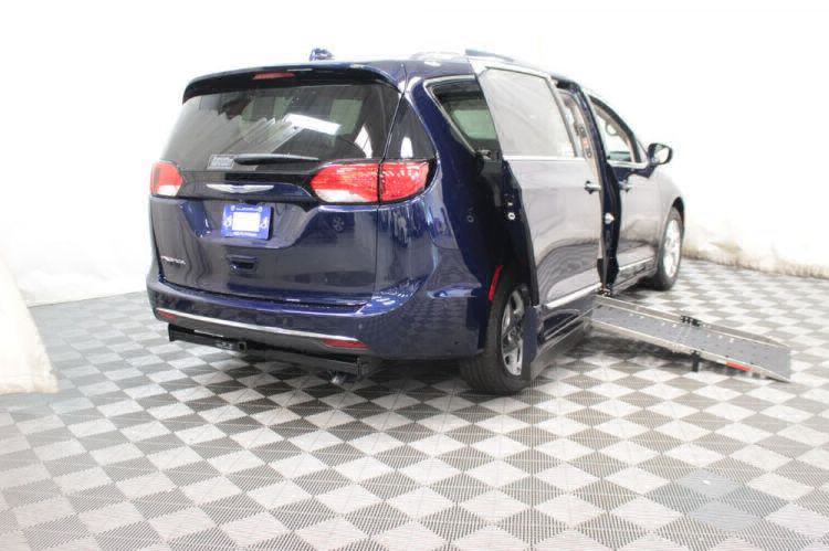 2017 Chrysler Pacifica Touring-L Plus Wheelchair Van For Sale #2