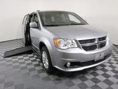 New Wheelchair Van for Sale - 2019 Dodge Grand Caravan SXT Wheelchair Accessible Van VIN: 2C4RDGCG6KR635343