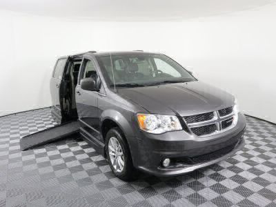 New Wheelchair Van for Sale - 2019 Dodge Grand Caravan SXT Wheelchair Accessible Van VIN: 2C4RDGCG8KR608127