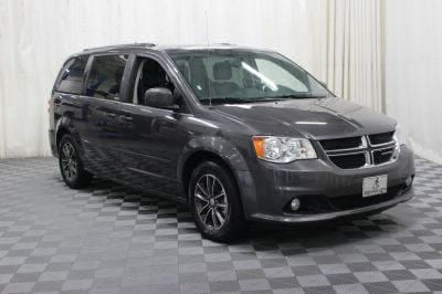 Commercial Wheelchair Vans for Sale - 2017 Dodge Grand Caravan SXT ADA Compliant Vehicle VIN: 2C4RDGCG3HR791168