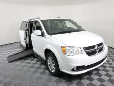 New Wheelchair Van for Sale - 2019 Dodge Grand Caravan SXT Wheelchair Accessible Van VIN: 2C4RDGCG7KR656198