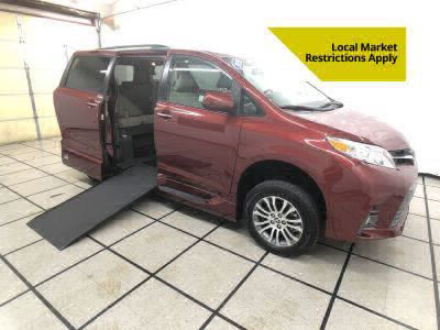 New Wheelchair Van for Sale - 2020 Toyota Sienna XLE NAV Wheelchair Accessible Van VIN: 5TDYZ3DC6LS082526