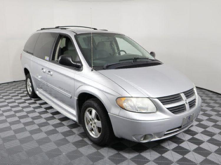 2006 Dodge Grand Caravan SXT Wheelchair Van For Sale #16
