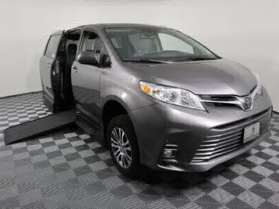 New Wheelchair Van for Sale - 2019 Toyota Sienna XLE Wheelchair Accessible Van VIN: 5TDYZ3DC1KS012690