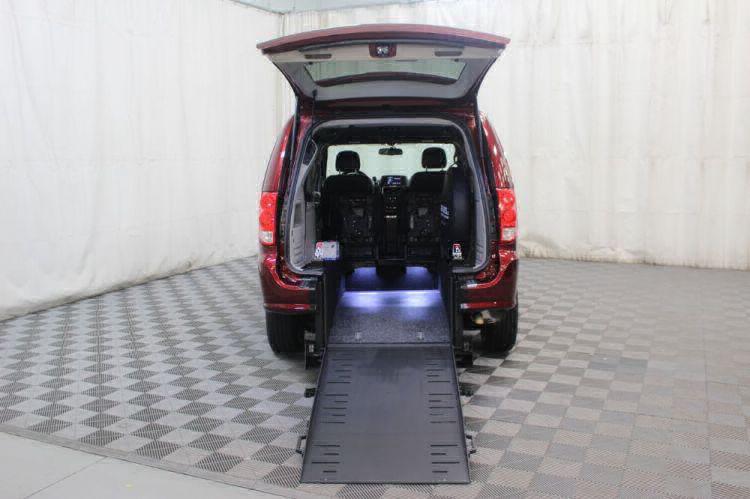 2017 Dodge Grand Caravan SXT Wheelchair Van For Sale #7