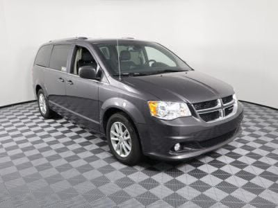 New Wheelchair Van for Sale - 2019 Dodge Grand Caravan SXT Wheelchair Accessible Van VIN: 2C4RDGCG1KR512730