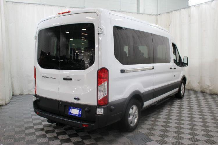 2017 Ford Transit Passenger 350 XLT Wheelchair Van For Sale #6