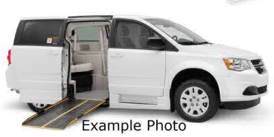 Commercial Wheelchair Vans for Sale - 2019 Dodge Grand Caravan SE ADA Compliant Vehicle VIN: 2C7WDGBG3KR780136