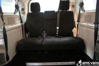 2011 Dodge Grand Caravan Wheelchair Van For Sale -- Thumb #15