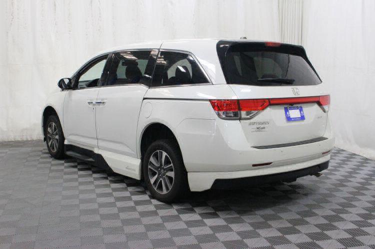 2014 Honda Odyssey Touring Elite Wheelchair Van For Sale #13