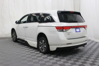 2014 Honda Odyssey Wheelchair Van For Sale -- Thumb #13