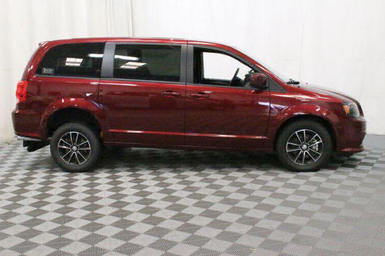 2018 Dodge Grand Caravan SE Plus Wheelchair Van For Sale #12