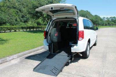New Wheelchair Van for Sale - 2016 Dodge Grand Caravan SXT Wheelchair Accessible Van VIN: 2C4RDGCGXGR181704