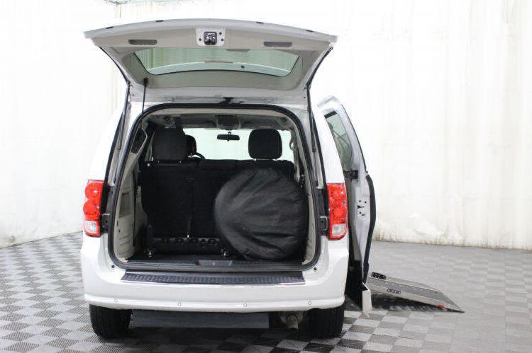 2015 Dodge Grand Caravan SXT Wheelchair Van For Sale #4
