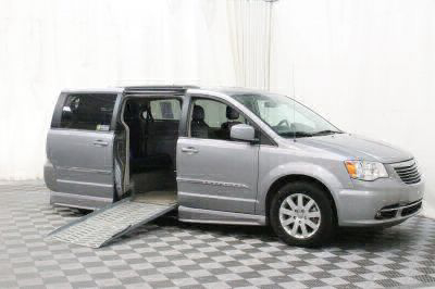 Used Wheelchair Van for Sale - 2014 Chrysler Town & Country Touring Wheelchair Accessible Van VIN: 2C4RC1BG7ER131535