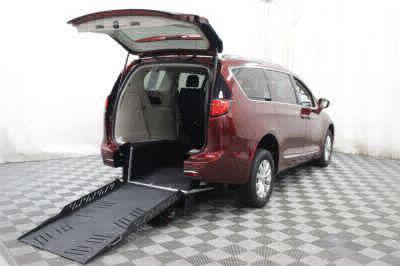 New Wheelchair Van for Sale - 2018 Chrysler Pacifica Touring L Wheelchair Accessible Van VIN: 2C4RC1BG9JR217763