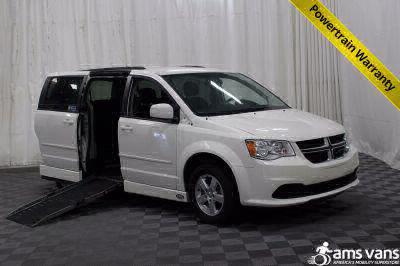 2012 Dodge Grand Caravan Wheelchair Van For Sale -- Thumb #1
