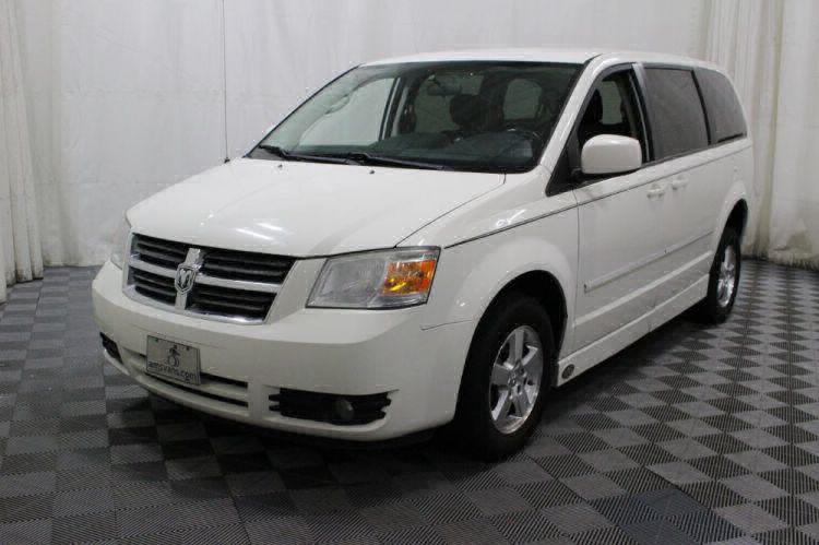 2008 Dodge Grand Caravan SXT Wheelchair Van For Sale #16