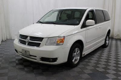 2008 Dodge Grand Caravan Wheelchair Van For Sale -- Thumb #16