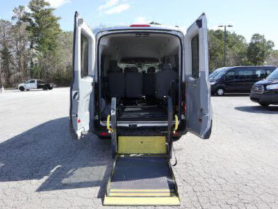Used Wheelchair Van for Sale - 2015 Ford Transit Passenger 350 XLT Wheelchair Accessible Van VIN: 1FBAX2CM6FKB16878