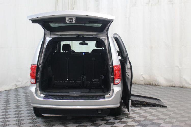 2012 Dodge Grand Caravan R/T Wheelchair Van For Sale #5