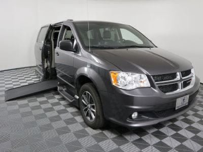 Used Wheelchair Van for Sale - 2017 Dodge Grand Caravan SXT Wheelchair Accessible Van VIN: 2C4RDGCG0HR801655