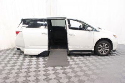 2014 Honda Odyssey Wheelchair Van For Sale -- Thumb #2