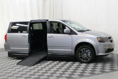 Handicap Van for Sale - 2017 Dodge Grand Caravan GT Wheelchair Accessible Van VIN: 2C4RDGEG6HR779450