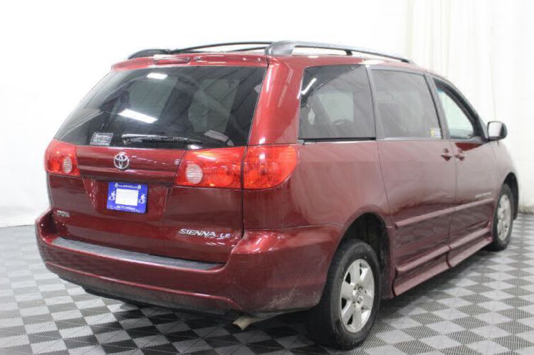 2010 Toyota Sienna LE Wheelchair Van For Sale #16