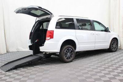 Used 2016 Dodge Grand Caravan R/T Wheelchair Van