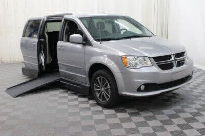 New Wheelchair Van for Sale - 2017 Dodge Grand Caravan SXT Wheelchair Accessible Van VIN: 2C4RDGCG0HR848023