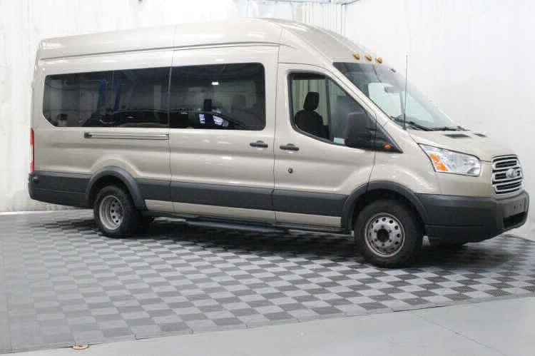 2018 Ford Transit Wagon 350 XLT-HD 15 Wheelchair Van For Sale #1
