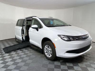 New Wheelchair Van for Sale - 2020 Chrysler Voyager LXi Wheelchair Accessible Van VIN: 2C4RC1DG9LR163963