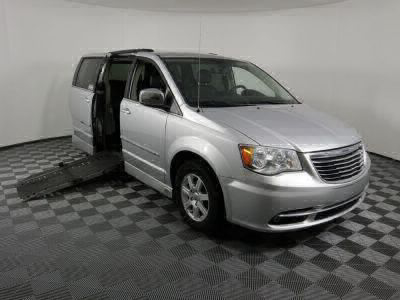 Used Wheelchair Van for Sale - 2012 Chrysler Town & Country Touring L Wheelchair Accessible Van VIN: 2C4RC1CG2CR124424
