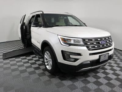 Used Wheelchair Van for Sale - 2016 Ford Explorer XLT Wheelchair Accessible Van VIN: 1FM5K7D81GGC93672