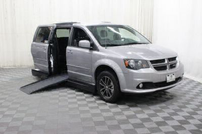 Handicap Van for Sale - 2017 Dodge Grand Caravan GT Wheelchair Accessible Van VIN: 2C4RDGEG5HR700432