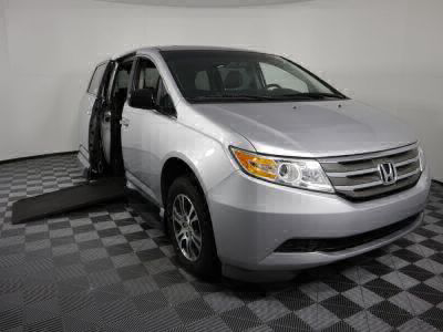 Used Wheelchair Van for Sale - 2012 Honda Odyssey EX-L Wheelchair Accessible Van VIN: 5FNRL5H60CB109505