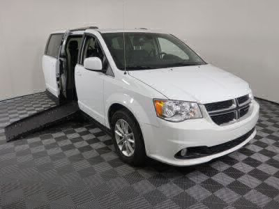 New Wheelchair Van for Sale - 2019 Dodge Grand Caravan SXT Wheelchair Accessible Van VIN: 2C4RDGCG9KR517335